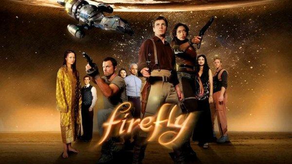 Firefly - Der Aufbruch der Serenity, Die komplette Serie [4 DVDs] Amazon 9,97€ Prime oder 10,87€ mit Buch
