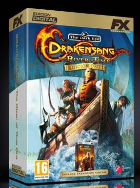 Drakensang Am Fluss der Zeit Gold Edition (DRM-Free)