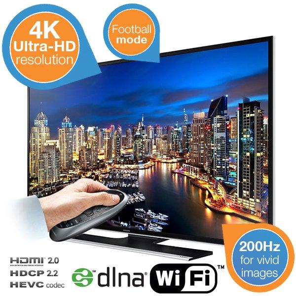 Samsung UE55HU6900 für 1209 EUR bei iBOOD