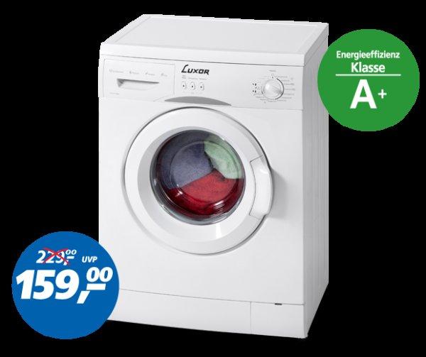 [Real bundesweit] Luxor WM 1042 Waschmaschine nur 13.05.2014