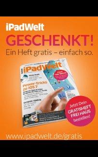 iPadWelt 1x gratis