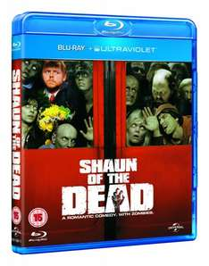 Blu-ray - Shaun of The Dead (Limited Edition) für €6,12 [@Wowhd.co.uk]