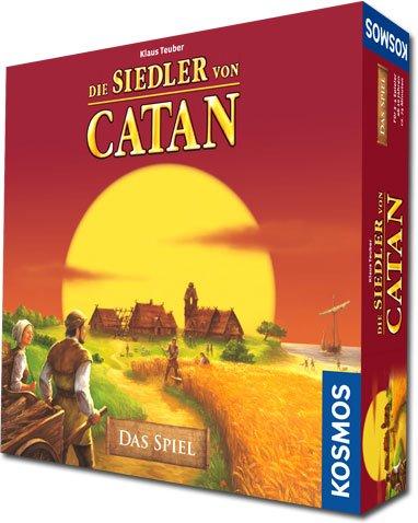 Siedler von Catan Brettspiel 16,05€ Amazon (inkl. Versand)