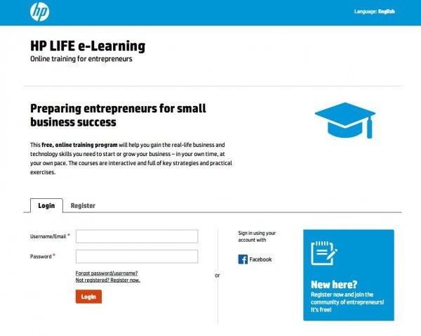 Kostenlose Online Trainings inkl. HP Zertifikat