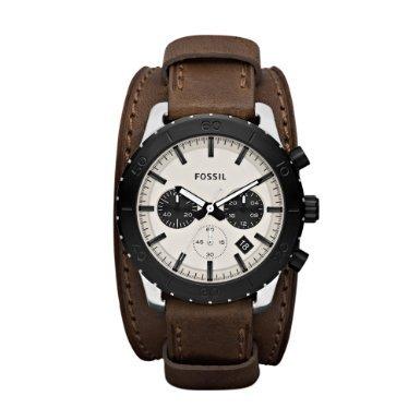 Fossil Herren-Armbanduhr XL  für 60, 99 (vergleichspreis: 72,27€)