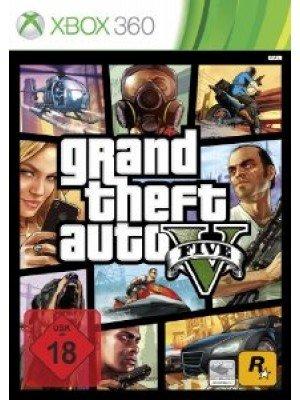 GTA V Xbox 360 @ gamerheart.de