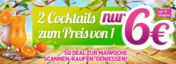 [Osnabrück] Cocktails 2 zum Preis für einen