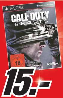 [Lokal Halberstadt] Call of Duty Ghosts (PS3) für 15€