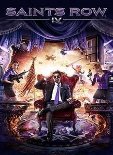 [Steam] Saints Row IV für 9.99€ oder 9.99$ im Humble Store