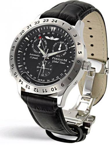 Perigaum Global Timer Automatik P-0501-SS