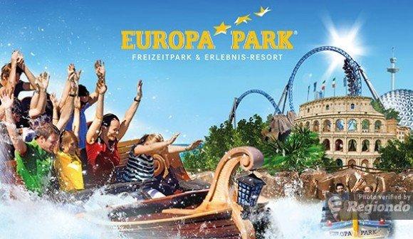 Ticket für Europapark Rust 10,45 € günstiger