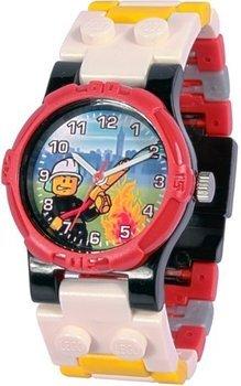[Amazon] ClicTime - 9003448 - Lego Stadt Feuerwehrmannkinderarmbanuhr ab 16,66€