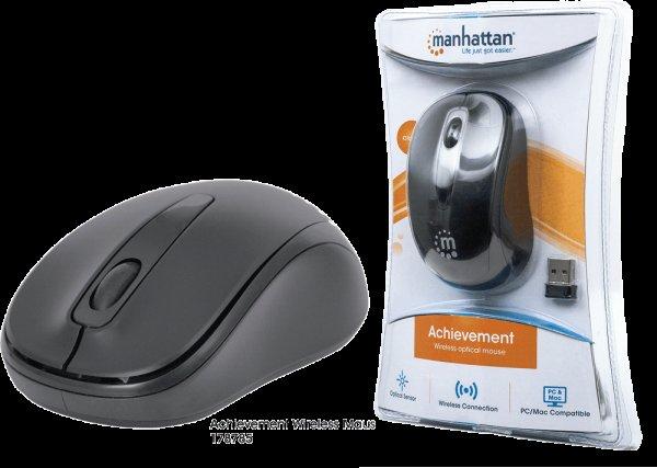 Gratis Wireless Manhattan PC Maus!