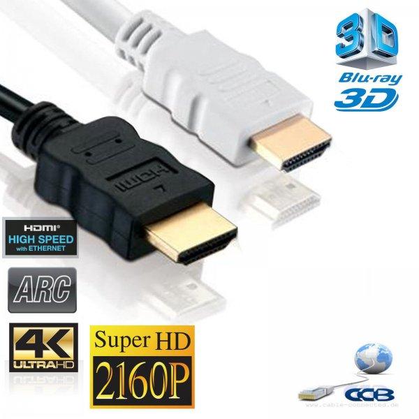 [eBay] HDMI Kabel 1.4b - 3D Highend zu 4,60 EUR inkl. Versandkosten