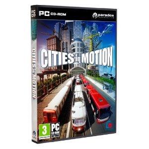 Cities in Motion (PC) Steam-Version bis heute 19 Uhr für 6,75 €