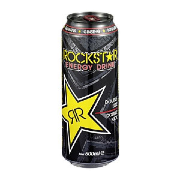 Rockstar Energydrink verschiedene Sorten