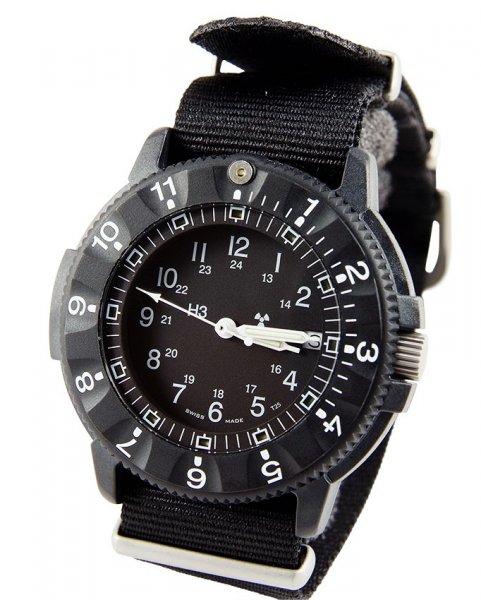 Traser H3 P 6500 Type 6 Militär Uhr