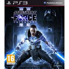 Star Wars: The Force Unleashed 2 (PS3) [@MyMemory.co.uk]