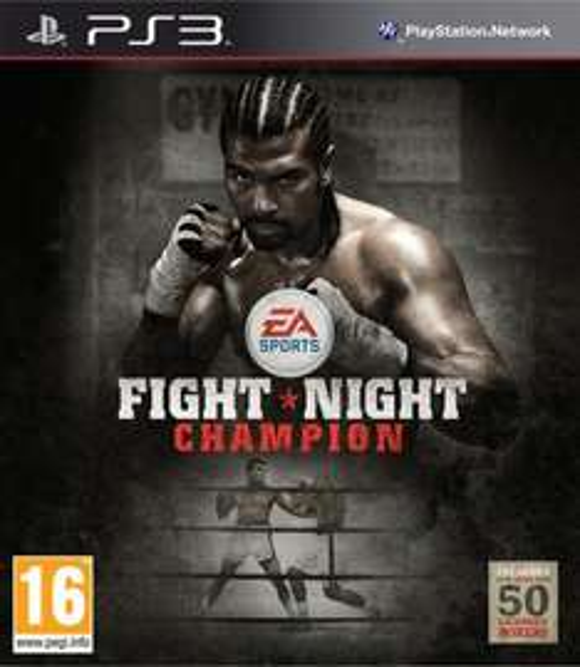 Sony PS3 - Fight Night: Champion für €12,21 [@Zavvi.com]