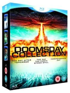 [O-Ton]Blu-Ray Doomsday Collection + z.B. E.T. Steelbook für 12 € inkl. Versand [@Zavvi.nl]
