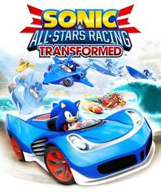 Sonic Allstar Racing Transformed Steam @Amazon.com