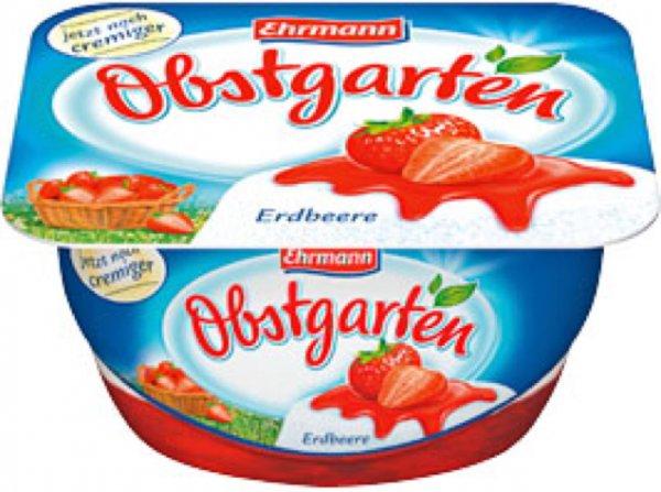 Kaufland Dresden [nur lokal!?],Obstgarten versch. Sorten zum halben Preis! 0,19€ pro 125g Becher (0,15€ pro 100g)