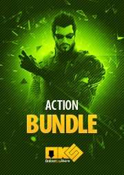 OKS Action Bundle (Includes 6 Games) für 8,95€