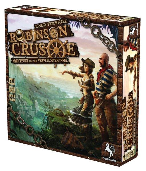 [Brettspiel] Robinson Crusoe Bestpreis für 28,95€