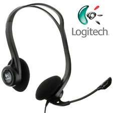 Logi­tech PC 960 Stereo Head­set USB für 12,10€