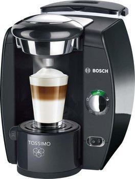 Tassimo Fidelia + 40€ Guthaben + 32 Kaffee Pads + Kapselhalter für 39€