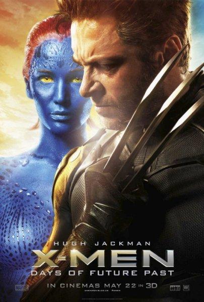 [LOKAL] X-Men: Zukunft ist Vergangenheit ~ GRATIS FILMPOSTER [UCI Bochum Ruhrpark]