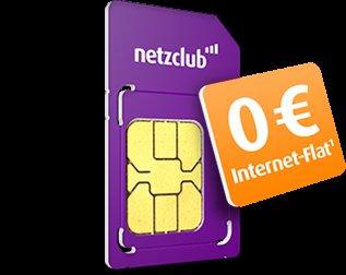 Kostenlos und Prepaid! 100 MB Datenvolumen pro Monat werbefinanziert im O2-Netz