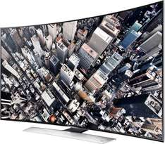 Samsung UE55HU8500 Curved LED UltraHD -  600 € unter idealo