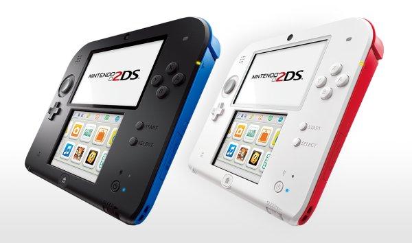 Nintendo 2DS Konsole
