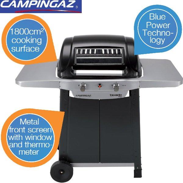 Campingaz Texado Plus Grill  für 129,95€ + Versand bei Ibood