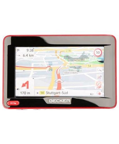 Becker Ready 45 LMU Navigationsgerät (lebenslanges Kartenupdate) - 94,94 € (30% Ersparnis) @ kik.de