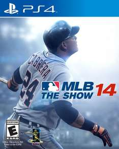 PS4 | Major League Baseball MLB 14 The Show, Digital Download @ PSN Store 44,99 €