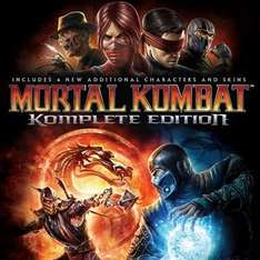 [Steam] Mortal Combat @ GetGamesGO