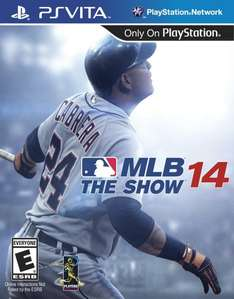 Playstation VITA MLB the Show 14 NEU bei Amazon UK für ~18,14€