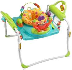 [amazon.co.uk] Fisher-Price Step-n-Play-Jumperoo für 85,90€