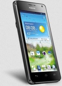 Huawei Ascend G 615 [schwarz, ohne Vertrag] NEUWARE!