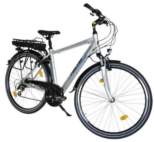 Fischer Ecoline Trekking E-Bike (Damen- und Herrenmodell) für 799€ + ggf. 35€ @MediaMarkt