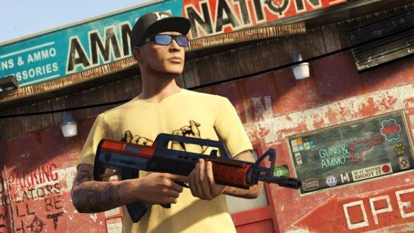 GTA Online - »Glamour«-Update ab 13. Mai für Xbox 360 und PlayStation 3 erhältlich