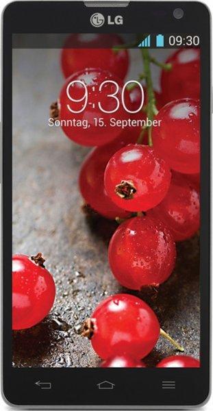 LG D605 Optimus L9 II black, B-Ware