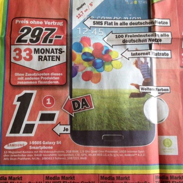 Samsung Galaxy S4 (LOKAL)