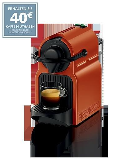 [Bundesweit] Metro - Nespresso Inissia für rechnerisch 20 Euro (Dank 40€ Guthaben)