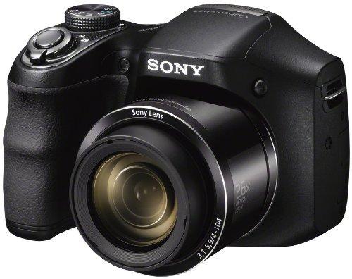 Sony Cyber-shot DSC-H200 (20,1 Megapixel / 26-fach opt. Zoom / Full HD,) als B-Ware für 111€ frei Haus @DC