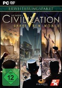 [STEAM] Civilization 5: Brave New World 5,50€ - Civ 5 sowie Gods & Kings je 3,65€ @muve.cz
