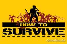 [Steam] How to Survive 3,49 €