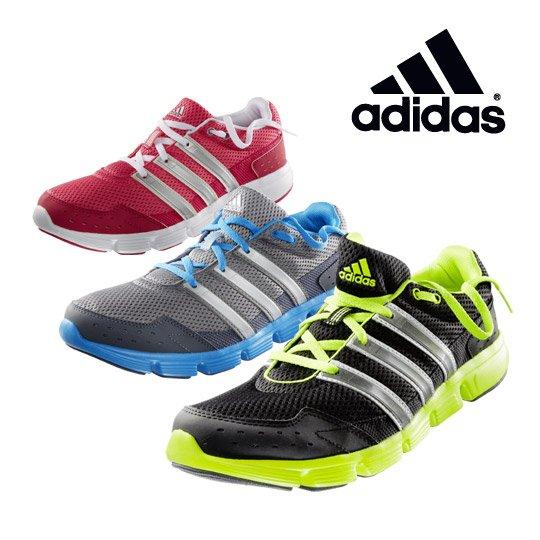 adidas Performance Breeze Sport-, Lauf-, Fitness- und Freizeitschuhe für Damen und Herren @ real für 33€